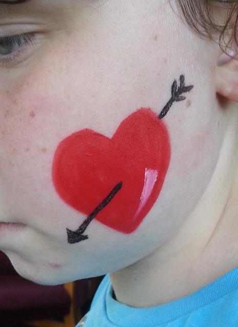 Fabaroo Faces Tattoo