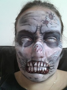 More Practising......Zombie!