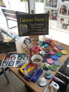 fabaroo faces display