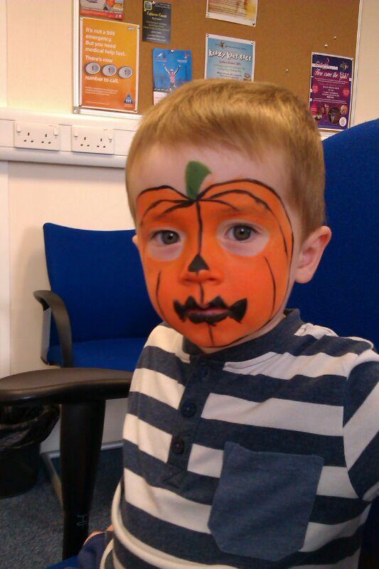 fabaroo faces Pumpkin