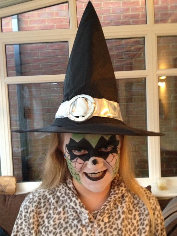 fabaroo faces Witch