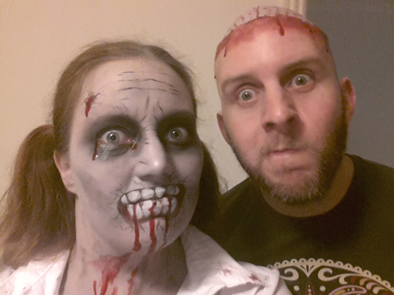 Fabaroo Faces Zombie and Special FX