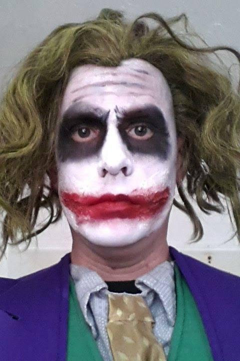 Fabaroo Faces The Joker from The Dark Knight